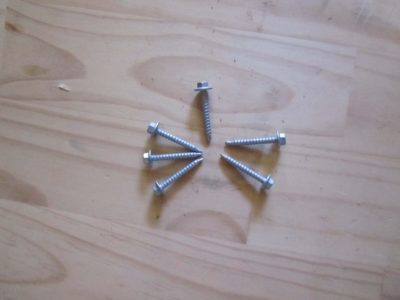 Batten Screws