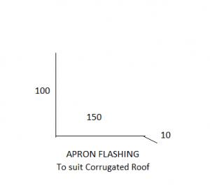 apron flashing zinc1