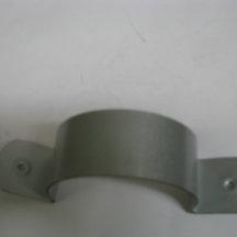 Round Clip Zinc