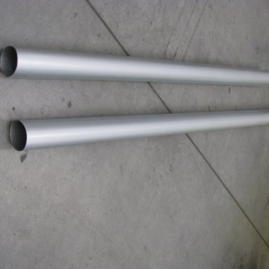 Round Downpipes